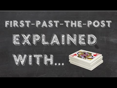 first past the post Social studies 11 the first-past-the-post electoral system how first-past-the-post works in canada, candidates are elected under.