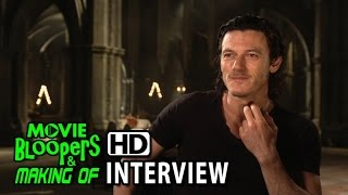 Dracula Untold (2014) Luke Evans (Vlad) Interview