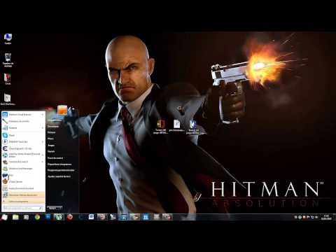 Como descargar Hitman Absolution Para Pc full Español