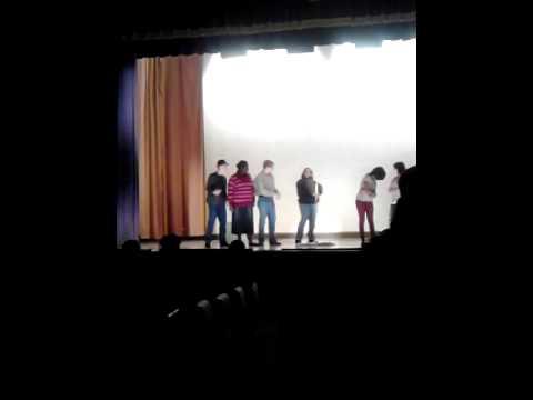 Crystal Springs High School Drama Club - November