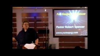 Pastor Robert Spencer (1/31/16)  The 10 Commandments part 1 (of 2)
