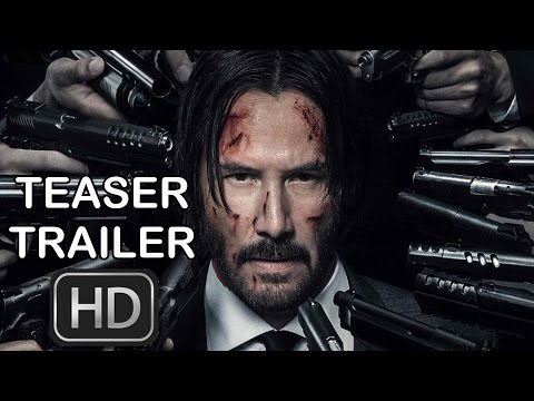 John Wick 2: Un nuevo día para morir Teaser Trailer Oficial (2017) Subtitulado HD