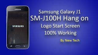 [FIX] - Samsung Galaxy J1 SM-J100H Hang on Logo Start Screen    New Tech