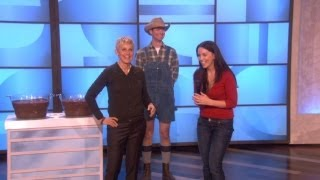 Ellen Is Your New Neighbor!