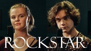 Download Lagu Post Malone - Rockstar ft. 21 Savage (Cover by Alexander Stewart & Serena Rutledge) Gratis STAFABAND