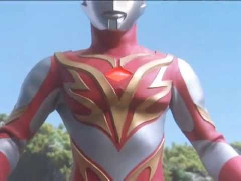 Ultraman Mebius video