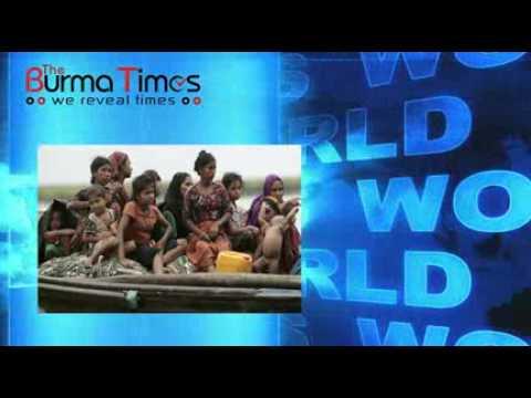 Burma Times TV Daily News 14.04.2015