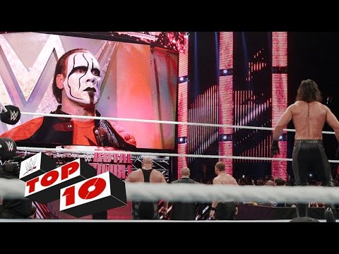 Top 10 Wwe Raw Moments: January 19, 2015 video