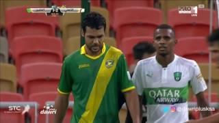 دوري بلس - ملخص مباراة الاهلي و الخليج في الجولة 7 من دوري جميل