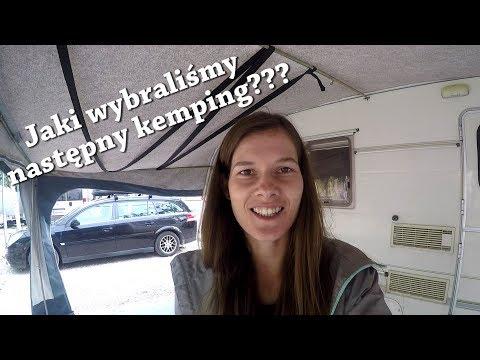 Jaki Wybraliśmy Kolejny Kemping??? & Kieruję Autem Z Przyczepą Kempingową W Drodze Do Alicante