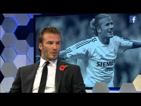 David Beckham Explains Why He Could Not Watch Manchester United For Two Years