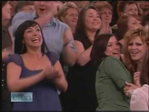 George Clooney Interview At Ellen Show 1/19/2009- Part 1 (HQ)