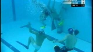 Underwater Rugby WC03 - Sweden vs Norway - mens final pt1