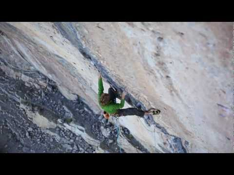 Arnaud Petit climbs 