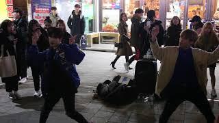 JHKTV]홍대댄스 디오비hong dae k-pop dance dob(ty hj)bang bang bang