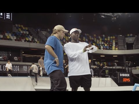 Zion Wright & Jamie Foy | G SHOCK Minute To Win It