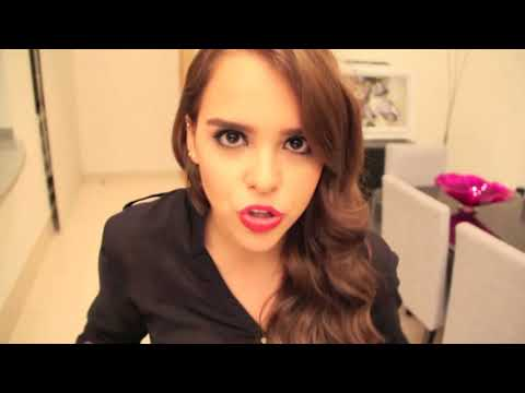 ¡SE LA MÁS LINDA DE LA FIESTA! ♥(Maquillaje, peinado, uñas)  -Yuya