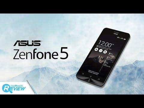 รีวิวสมาร์ทโฟน Asus รุ่น Zenfone 5 แบบเบาๆ