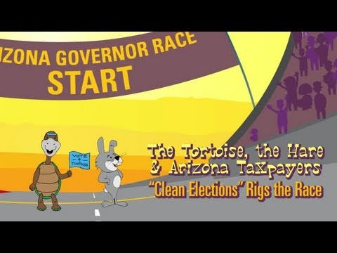 "The Dirty Game of Arizona's ""Clean Elections"""
