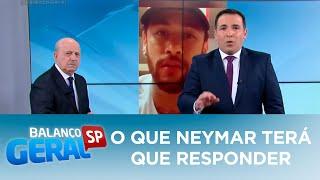Saiba quais as questões que Neymar terá que responder em depoimento