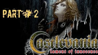 Castlevania  Lament of Innocence  part 2