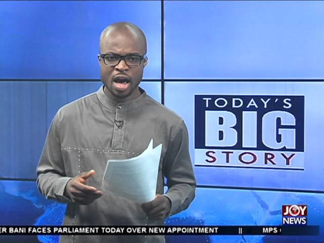 Old Tafo Clash - Today's Big Story on Joy News (10-02-16)