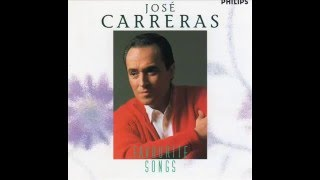 José Carreras - La Serenata - Tosti セレナータ  - トスティ