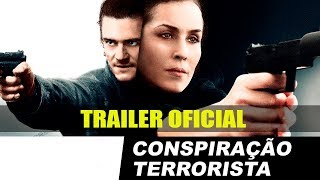 Conspiração Terrorista (Unlocked) | Trailer | Dublado (Brasil) [HD]