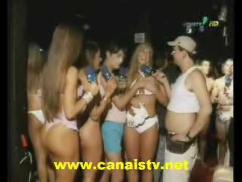 Panico na TV 28/03/2010: Bicesar, Serginho e Panicats Concurso Fitness