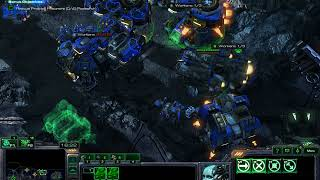 Starcraft II: Wings of Liberty - Campaign - Maw of the Void (Brutal Difficulty) HD