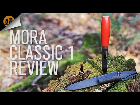 Mora Classic 1 Bushcraft Knife Review