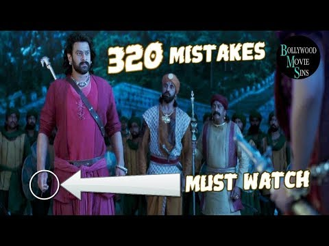 [EWW] EVERYTHING WRONG WITH BAHUBALI 2 FULL MOVIE 2017 (320) MISTAKES FUNNY MISTAKES BAHUBALI 2 thumbnail