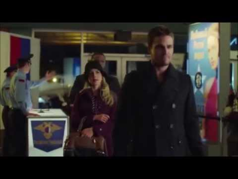 Mr.& Mrs. Smith: The Olicity Edition