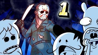 Oney Plays Friday the 13th: The Game WITH FRIENDS - EP 1 - Get 'Em with the Catsup