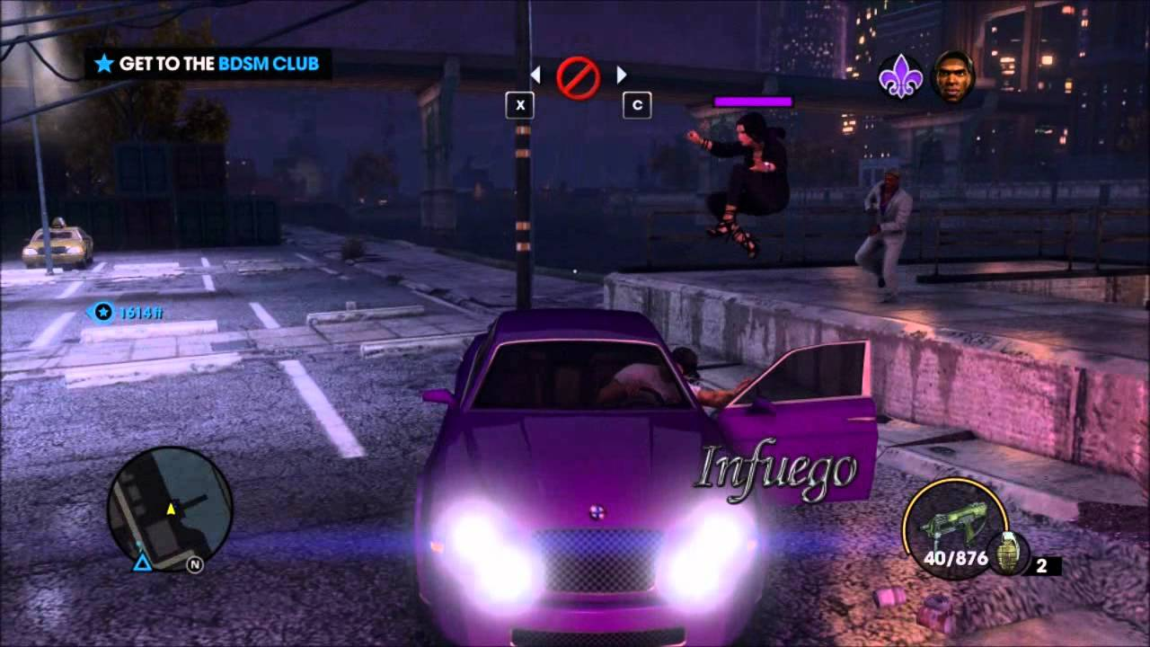 saints row 3 flirten