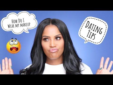 Natural Date Night Makeup + Dating Tips   MakeupShayla