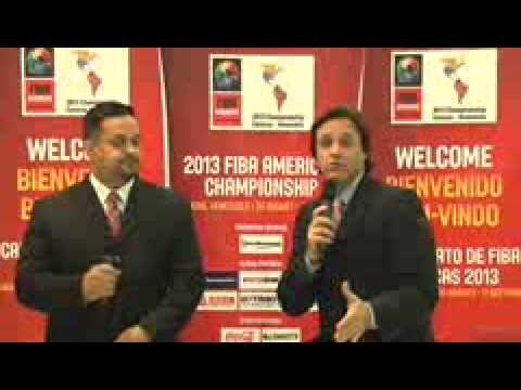 FIBA Americas TV News - Edición Caracas2013 (#2)