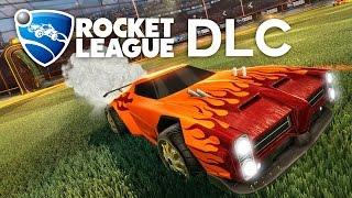 Rocket League | Noul DLC Supersonic Fury
