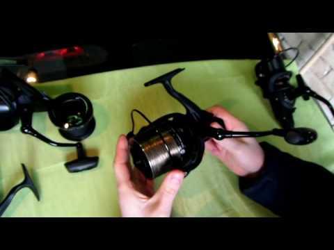 Обзор новой карповой катушки kaida adn carp 7000
