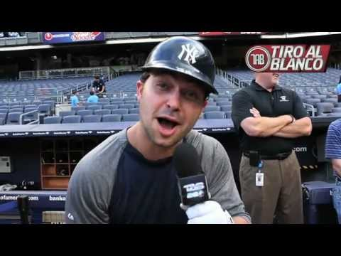 NEW YORK YANKEES NICK SWISHER TAB DEPORTES DROP