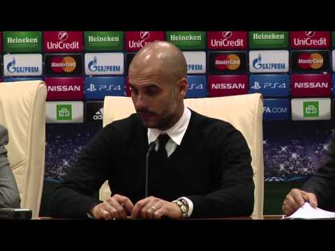 Pep Guardiola satisfied with 1-0 Bayern Munich win over CSKA Moscow's