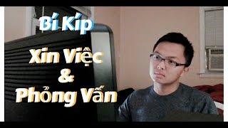 Vlog 11: Bí Kíp Xin Việc & Phỏng Vấn Xin Việc Làm | Lâm Python | Chuyện Du Học