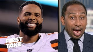 'The Jets are trash' – Stephen A. isn't impressed with the Browns | First Take