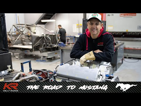 The Road to Mustang part one - Inside Kelly Racing