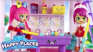 HAPPY PLACES | SHOPKINS | S2 TVC 30 | IT'S TIME FOR FUN AND GAMES!