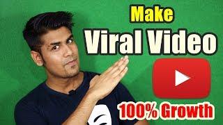 Instant Viral Video Technique vs Slow and Steady Growth | How To Grow Fast On Youtube?  from Abhishek Sagar
