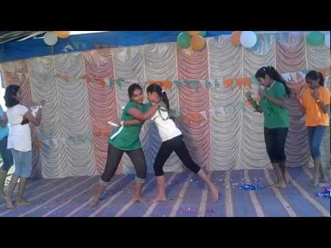 Independence day dance - badal pe