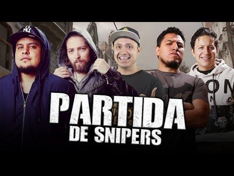 Call Of Duty con LOS NOOBS (Partida de Snipers)