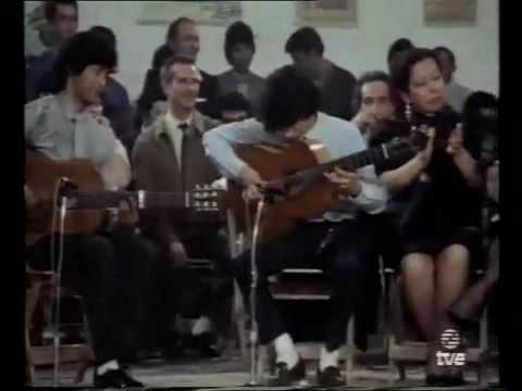 Camarón por Bulerias a la guitarra Rafael y Raimundo Amador