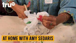 At Home with Amy Sedaris Craft Tutorial: Bodega Bag Bow | truTV